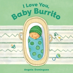 I Love You, Baby Burrito book