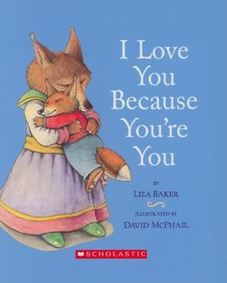 I Love You Because You're You book