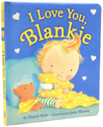 I Love You, Blankie book