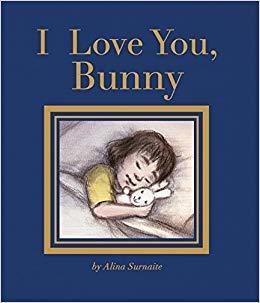 I Love You, Bunny book