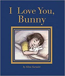 I Love You, Bunny book