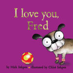 I Love You, Fred book