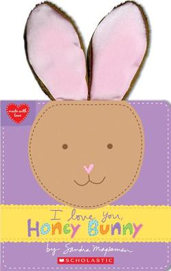 I Love You, Honey Bunny book