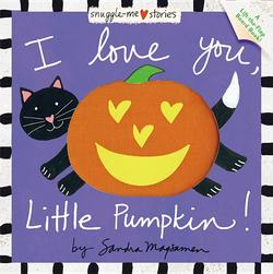I Love You, Little Pumpkin! book