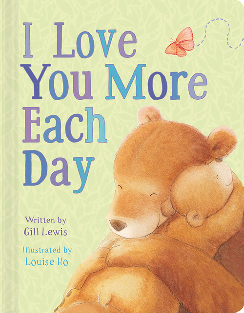 I Love You More Each Day book