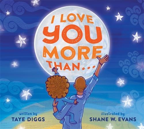 I Love You More Than . . . book