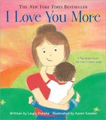I Love You More book