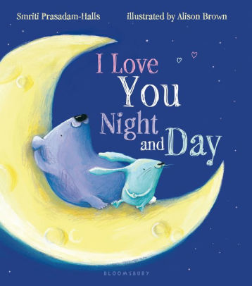 I Love You Night and Day book
