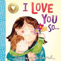 I Love You So book