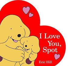I Love You, Spot book