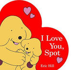 I Love You, Spot book