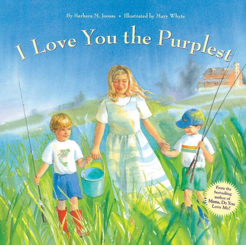 I Love You the Purplest book