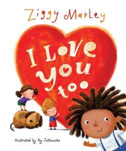 I Love You Too book