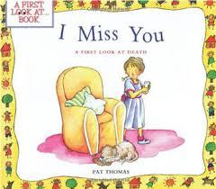 I Miss You book