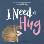 I Need a Hug book