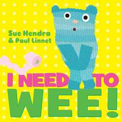 I Need to Wee! book