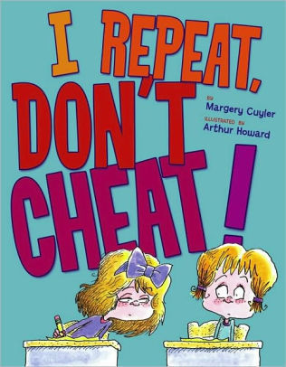 I Repeat, Don't Cheat! book