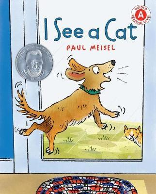 I See a Cat book
