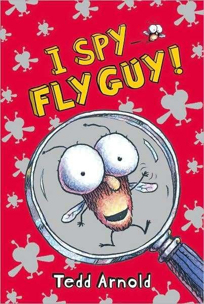 I Spy Fly Guy! book