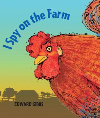 I Spy on the Farm book