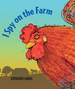 I Spy on the Farm book