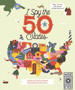 I Spy the 50 States book
