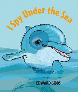 I Spy Under the Sea book