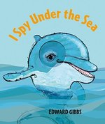 I Spy Under the Sea book