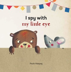 I Spy with My Little Eye Book