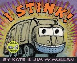 I Stink! book