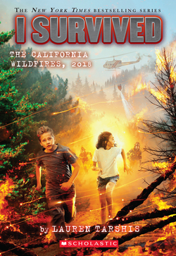 I Survived the California Wildfires, 2018 book