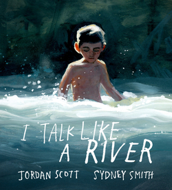 I Talk Like a River book