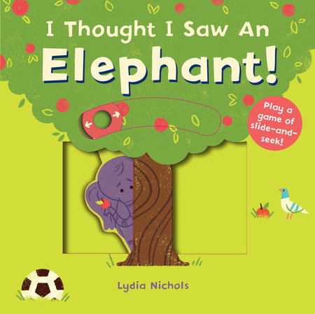 I Thought I Saw an Elephant book