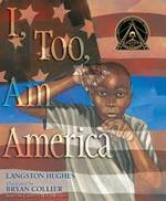 I, Too, Am America book
