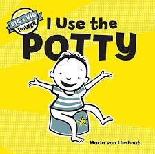 I Use The Potty book