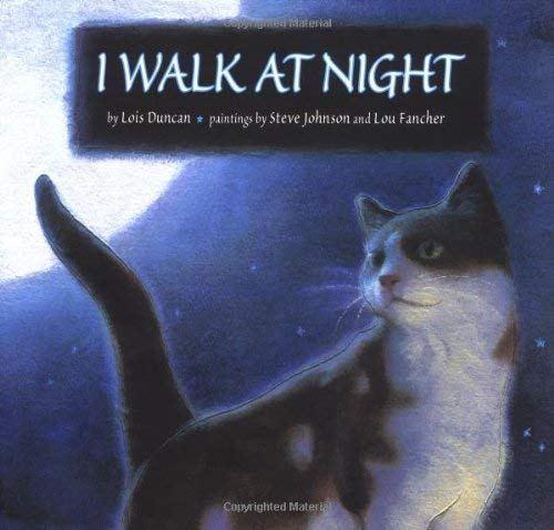 I Walk at Night book