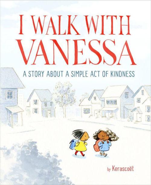 I Walk with Vanessa book