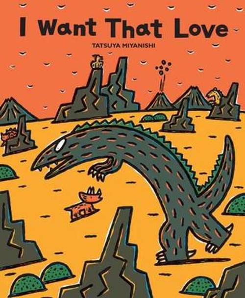 I Want That Love book