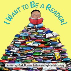 I Want to Be a Reader! book