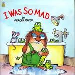 I was So Mad book