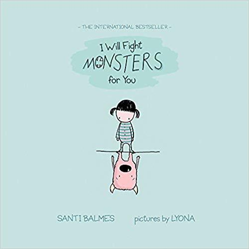 I Will Fight Monsters for You book