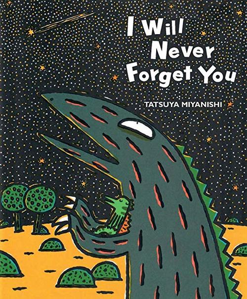 I Will Never Forget You book