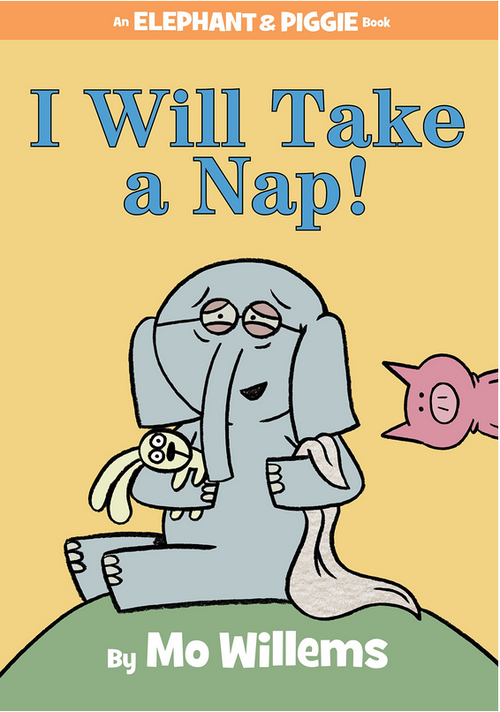I Will Take A Nap! book