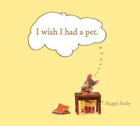 I Wish I Had a Pet book