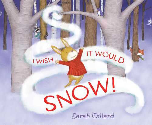 I Wish It Would Snow! book