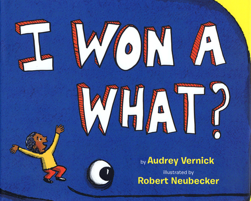 I Won a What? book