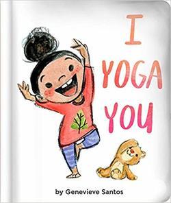 I Yoga You book