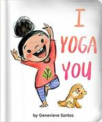 I Yoga You book