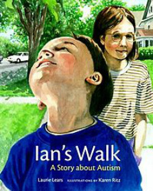Ian's Walk book