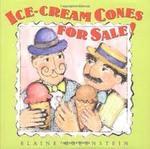 Ice Cream Cones for Sale! book